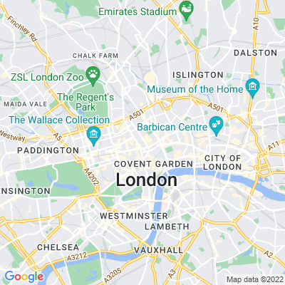 Bedford Square Location