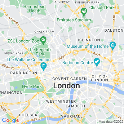 University College London, Front Quad Location