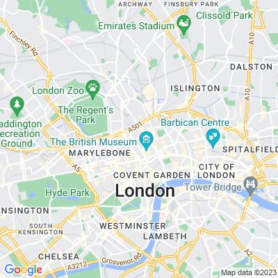 Torrington Square Location
