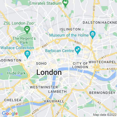 Lincoln's Inn Fields Location
