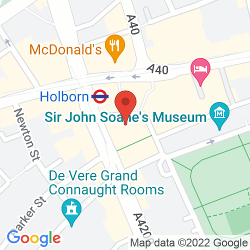 Google Map of Mishcon de Reya
