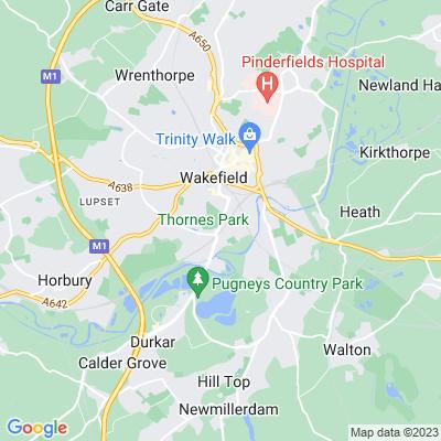 Wakefield Park Location