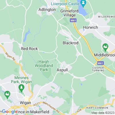 Haigh House Location
