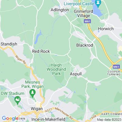 Haighlands Location