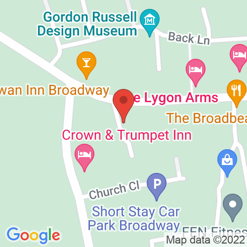 Google Map of John Noott Galleries