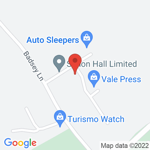 Google Map of Simon Hall Limited