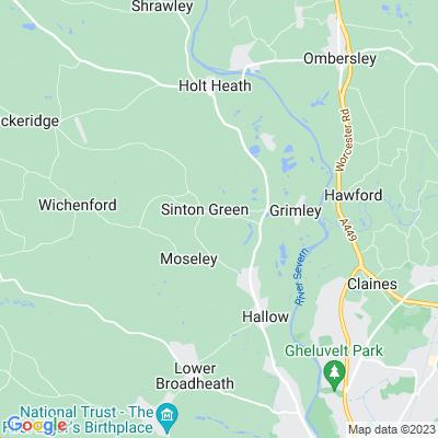 Thorngrove Location