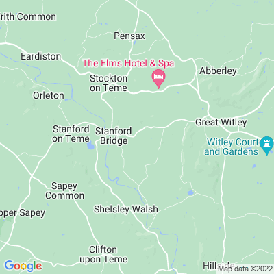 Green, The, Shelsley Kings Location