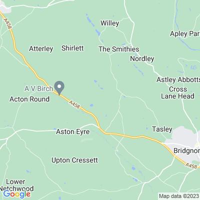 Aldenham Park Location
