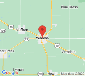 Job Map - Wadena, Minnesota  US