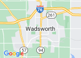 Open Google Map of Wadsworth Venues