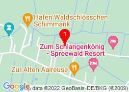 Karte Ferienhaus 1 Burg
