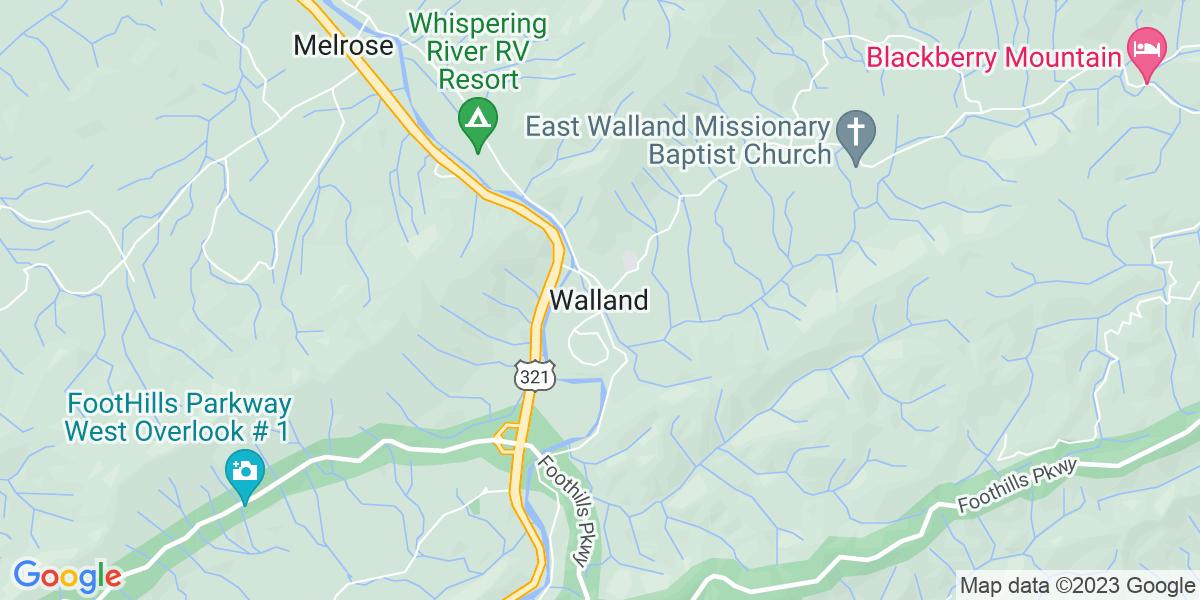 Walland, TN