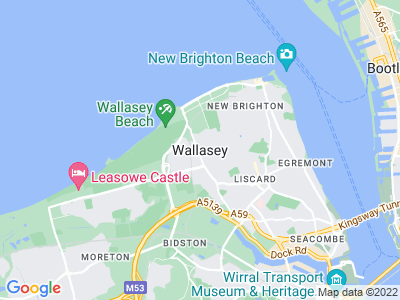Personal Injury Solicitors in Wallasey