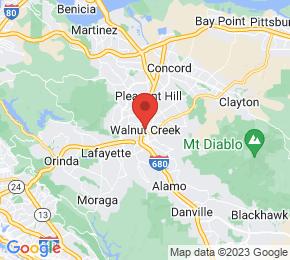 Job Map - Walnut Creek, California  US