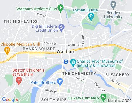 payday loans in Waltham