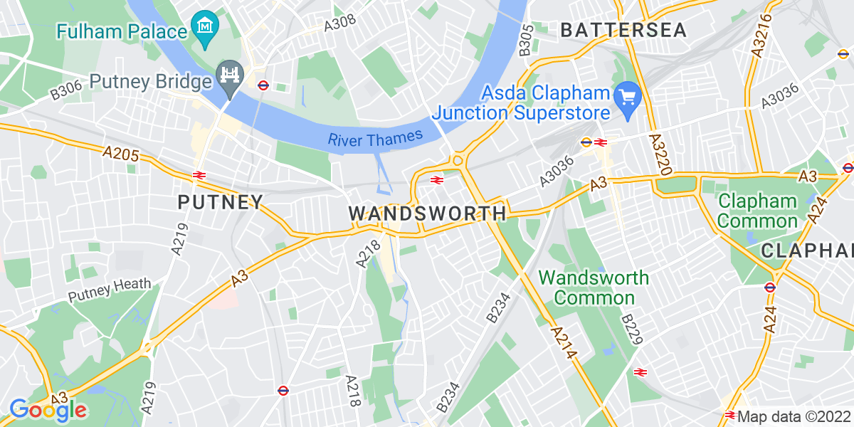 Map: Sales & Marketing Director role in Wandsworth