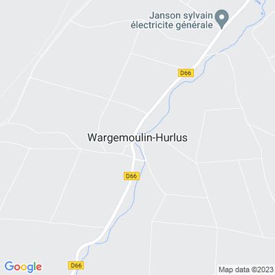 bed and breakfast Wargemoulin-Hurlus