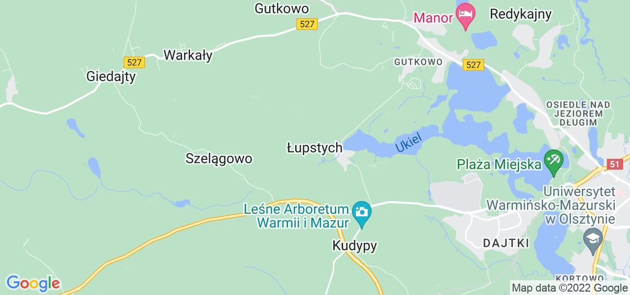 Dostępne w Łupstychu lokalizacje punktów nadania, z których możesz skorzystać, chcąc wysłać turbinę do regeneracji w największym serwisie w Polsce