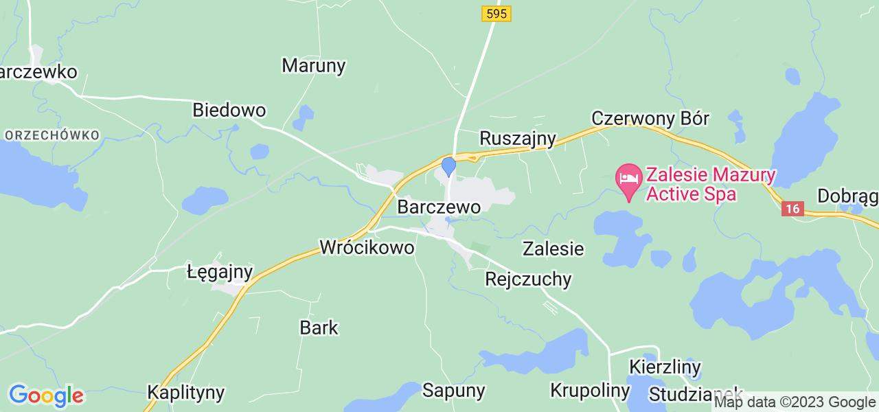 Dostępne w Barczewie lokalizacje punktów nadania, z których możesz skorzystać, chcąc wysłać turbinę do regeneracji w największym serwisie w Polsce