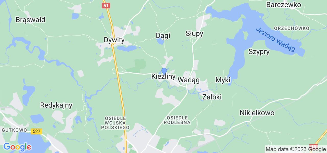 Dostępne w Kieźlinach lokalizacje punktów nadania, z których możesz skorzystać, chcąc wysłać turbinę do regeneracji w największym serwisie w Polsce