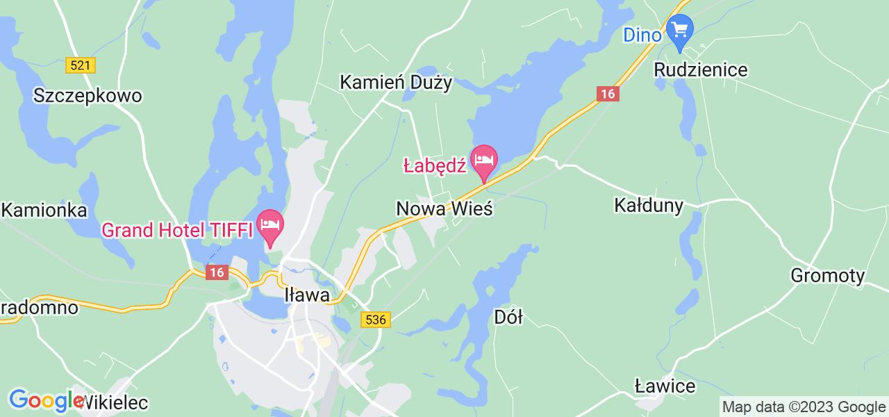 Dostępne w Nowej Wsi lokalizacje punktów nadania, z których możesz skorzystać, chcąc wysłać turbinę do regeneracji w największym serwisie w Polsce