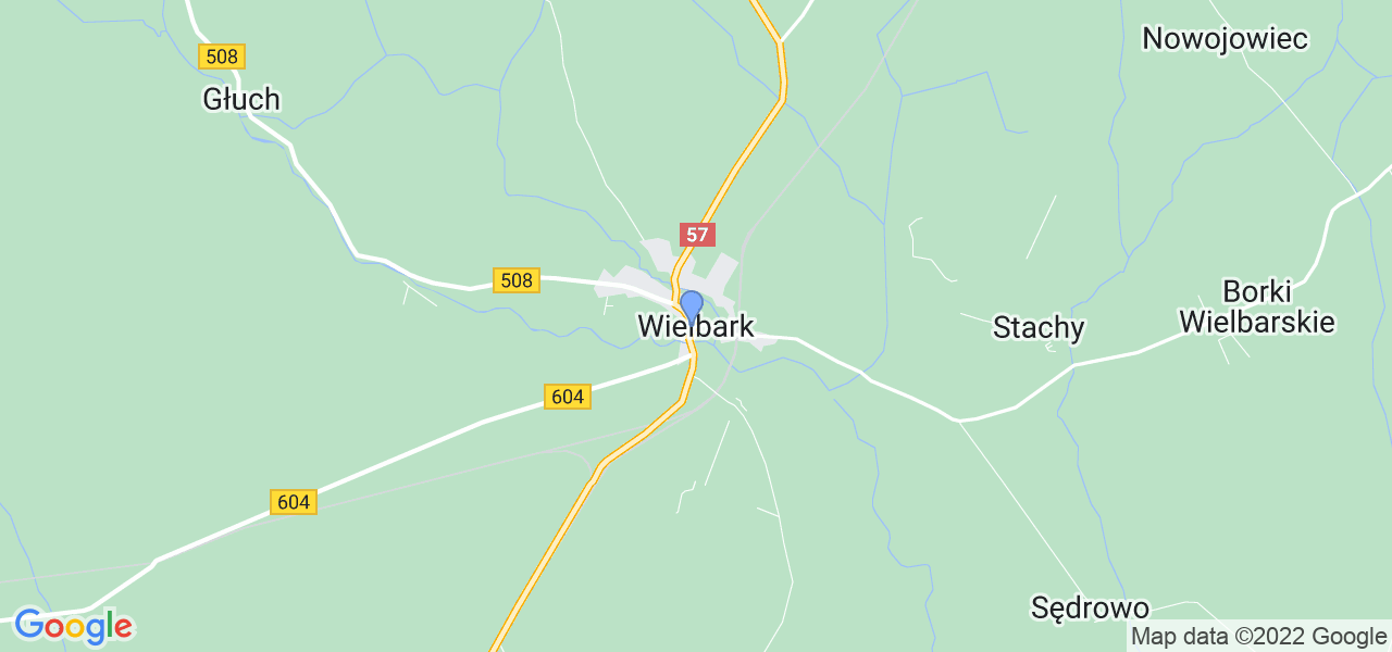Dostępne w Wielbarku lokalizacje punktów nadania, z których możesz skorzystać, chcąc wysłać turbinę do regeneracji w największym serwisie w Polsce