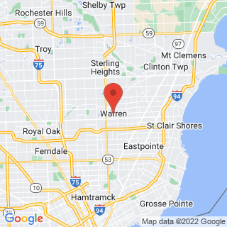 Warren, Michigan industrial painting service area