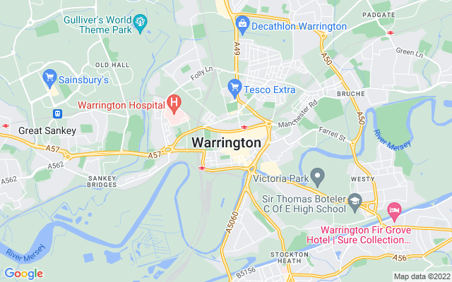 Warrington Survey Quotes
