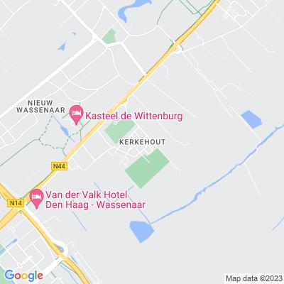 bed and breakfast Wassenaar-Kerkehout