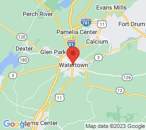 Job Map - Watertown, New York  US
