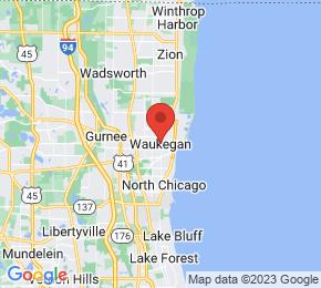 Job Map - Waukegan, Illinois  US