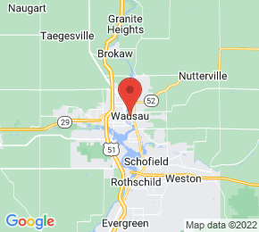 Job Map - Wausau, Wisconsin  US