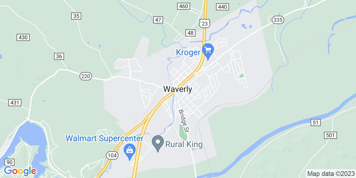 Waverly, OH