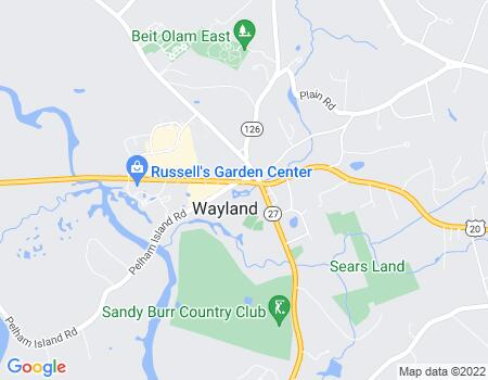 payday loans in Wayland