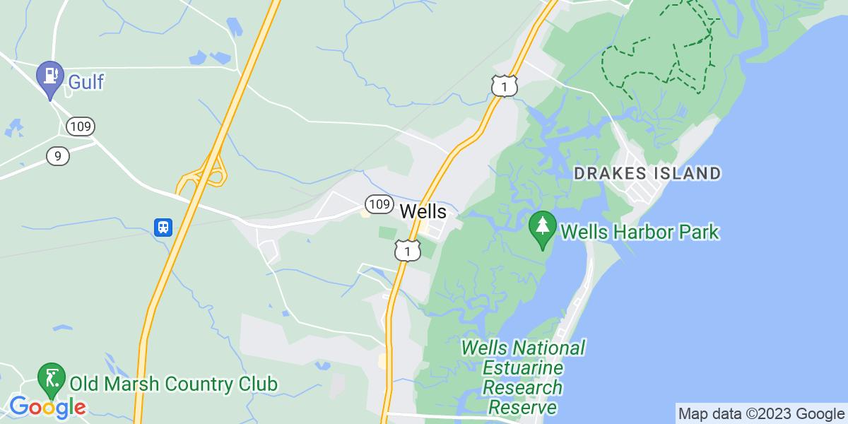 Wells, ME