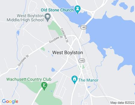 payday loans in West Boylston