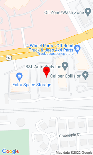 Google Map of West Side Tractor Sales Co. Inc. 1400 W Ogden Avenue, Naperville, IL, 60563
