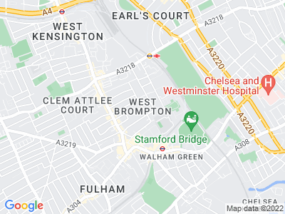 Personal Injury Solicitors in West Brompton