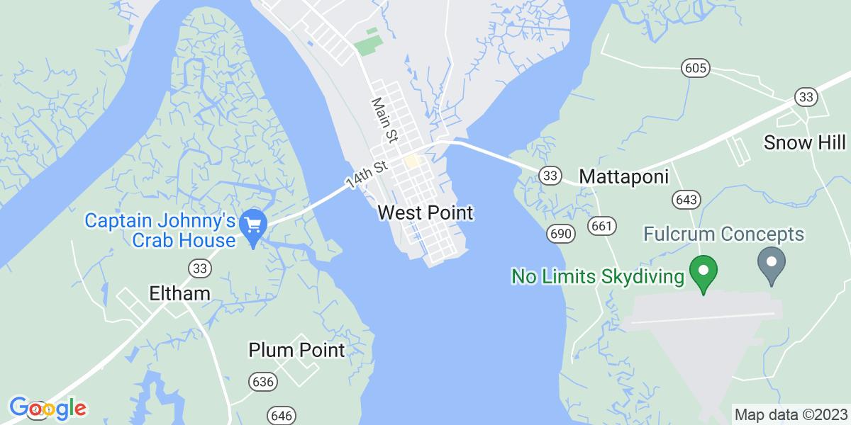 West Point, VA