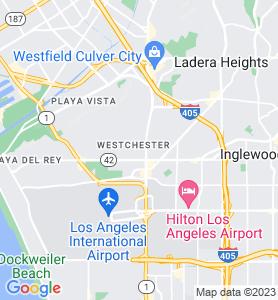 Westchester CA Map