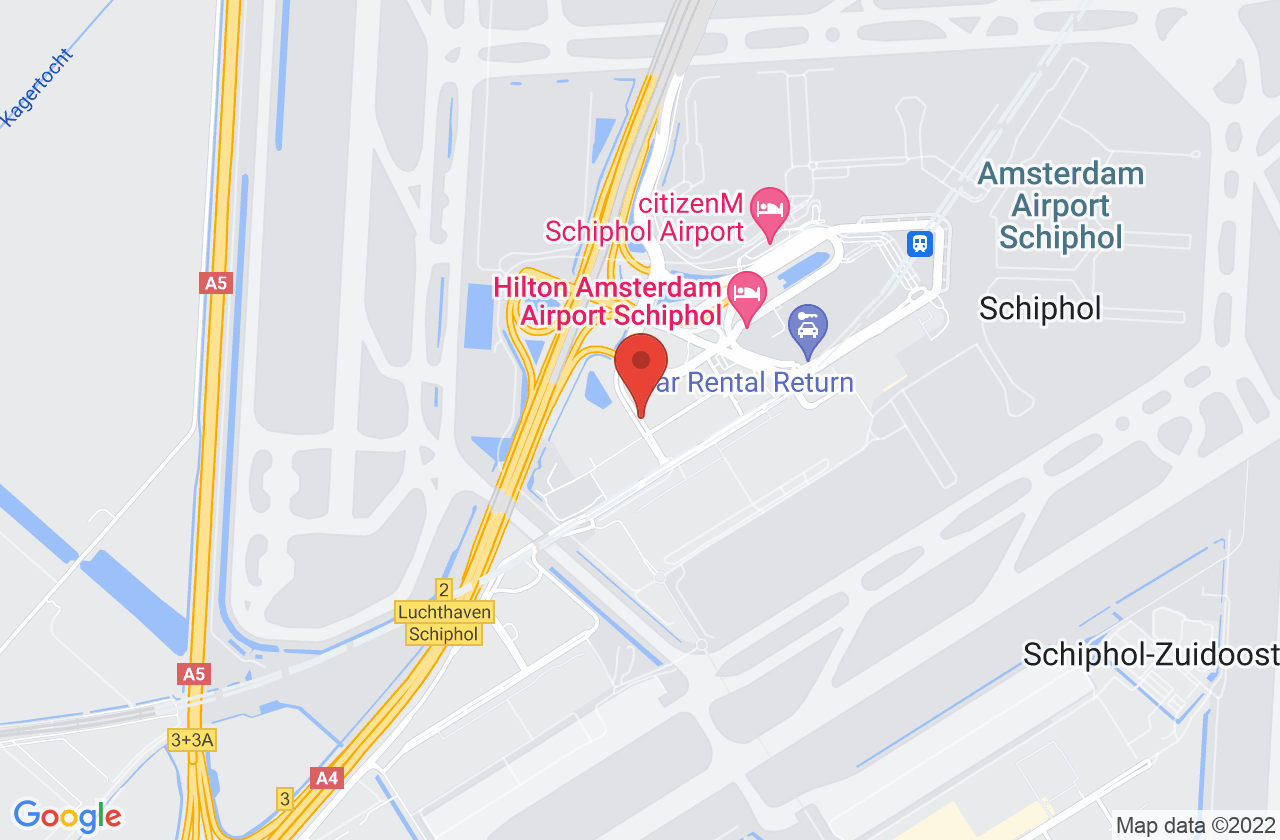 Trans Mediterranean Airways (T.M.A. Cargo) on Google Maps