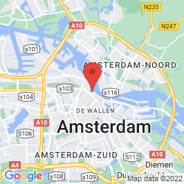 Google map of Café-restaurant Open, Amsterdam