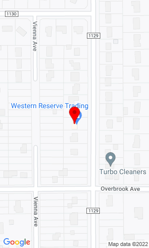 Google Map of Western Reserve Trading, Inc. 4754 5th Avenue, Youngstown, OH, 44505,