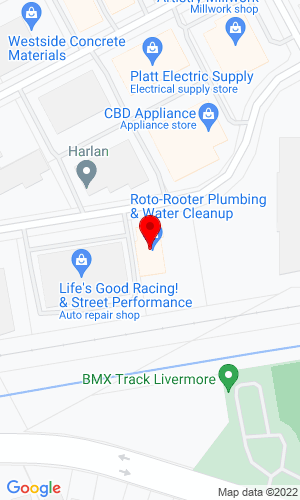 Google Map of Western Traction II 5717 Brisa St., Livermore, CA, 94550