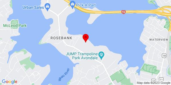 Google Map of Western Mailing, 461 Rosebank Road, Auckland