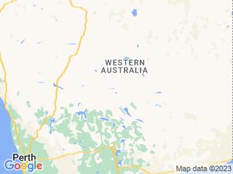 Western_Australia map