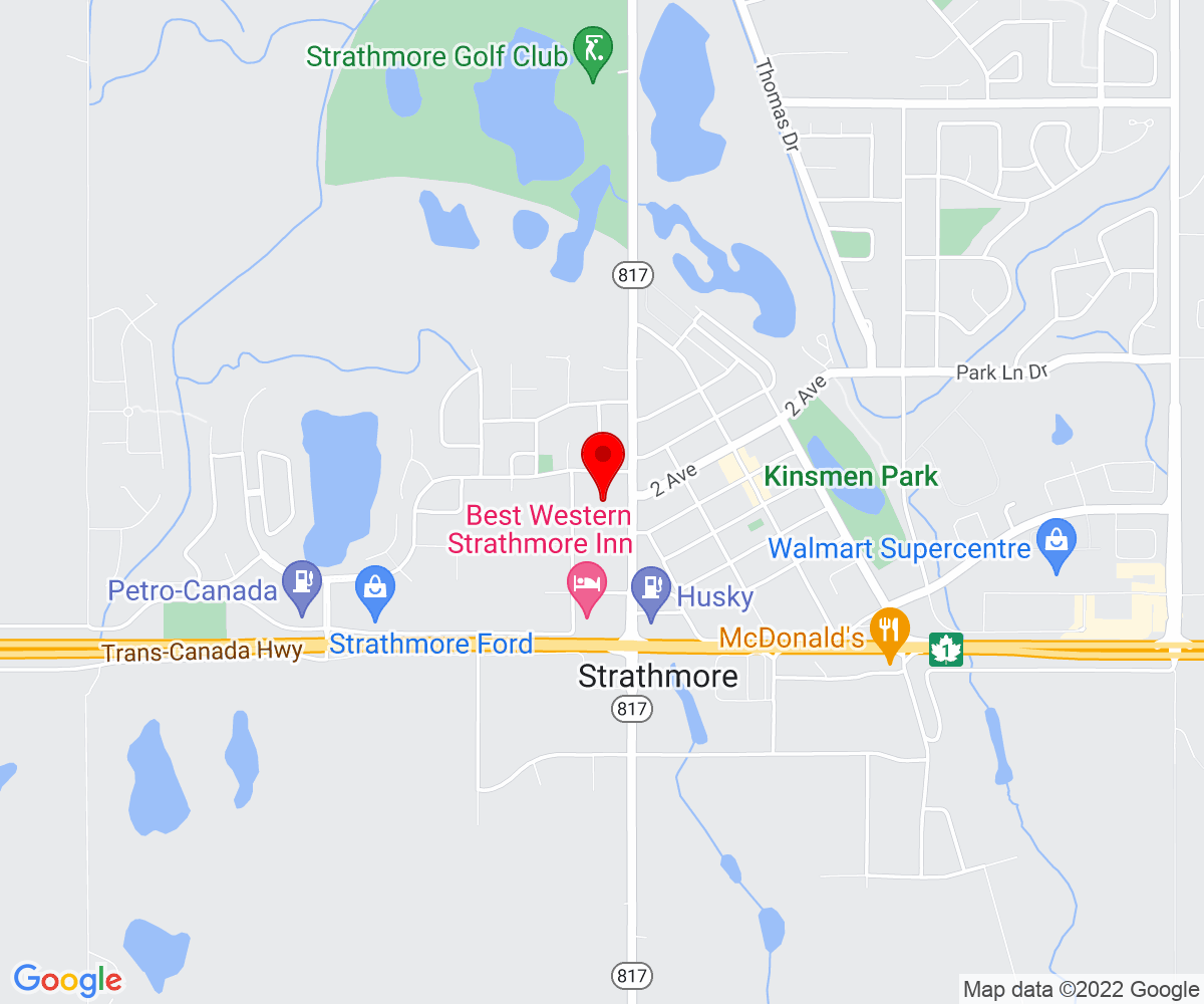 Google Map of Westmount School Strathmore