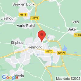 Google map of Gezondheidscentrum H. Leonarduskerk, Helmond