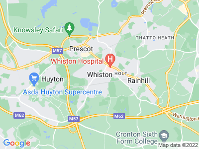 Personal Injury Solicitors in Whiston